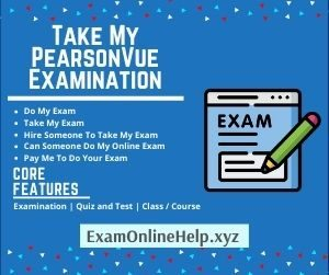 Take My PearsonVue Examination