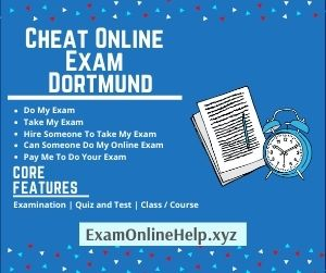 Cheat Online Exam Dortmund