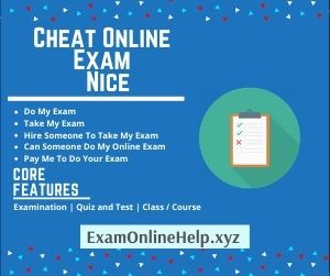 Cheat Online Exam Nice