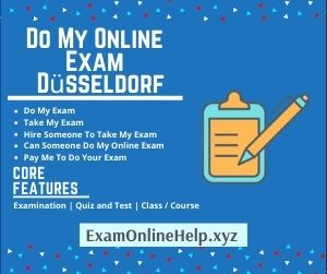 Do My Online Exam Düsseldorf