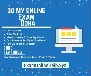 Do My Online Exam Doha