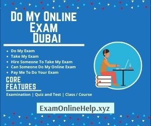 Do My Online Exam Dubai