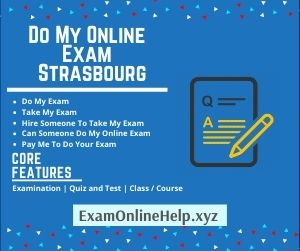 Do My Online Exam Strasbourg