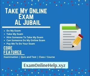 Take My Online Exam Al Jubail