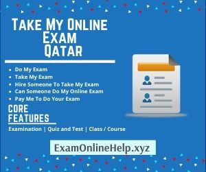 Take My Online Exam Qatar