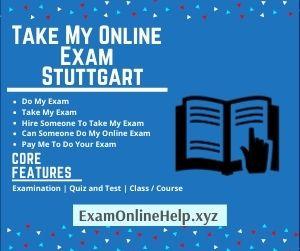 Take My Online Exam Stuttgart