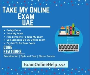 Take My Online Exam UAE